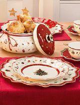Vánoční stolování
