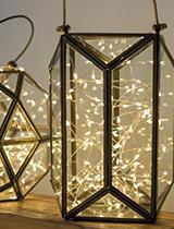 Vánoční LED dekorace