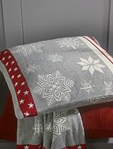 Vánoční polštáře