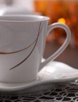 Hrnky a šálky na kávu